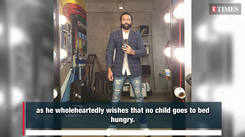 Actor-TV host Navdeep of Bigg Boss Telugu fame has a special request for Santa