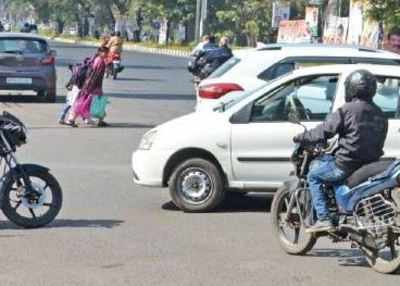 Link Road 1 traffic goes from smooth to screech | Bhopal