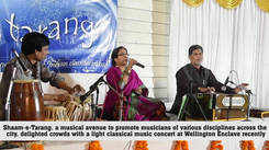 A captivating evening of thumris, dadras and ghazals