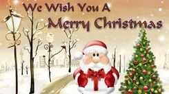 Christmas Carols   Christmas Songs For Kids   Lyrical