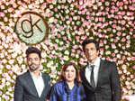 Kapil Sharma & Ginni Chatrath's wedding reception