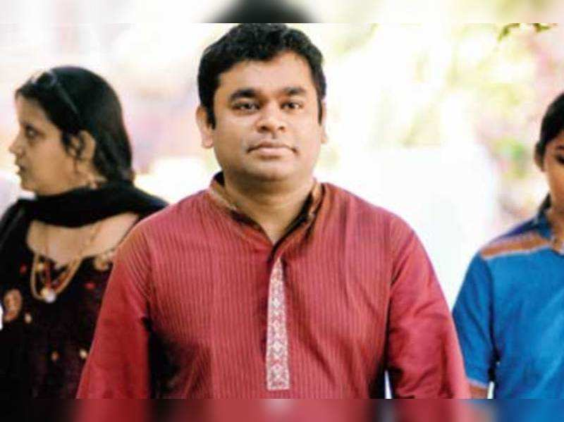 "AR Rahman <a href=""http://photogallery.indiatimes.com/articleshow/5624405.cms"" target=""_blank"">More Pics</a>"