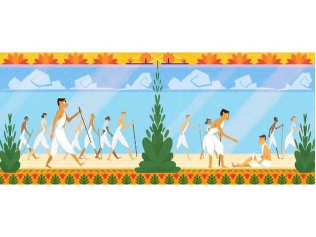 Who is Baba Amte: Google Doodle honors social worker Baba