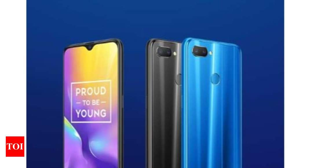 Realme U1 Realme U1 With 4gb Ram To Go On Sale Today At 12pm On
