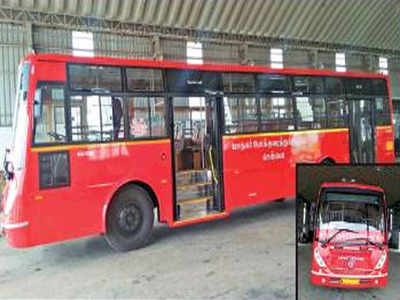 Name is red: New fleet of MTC buses may hit roads by Pongal