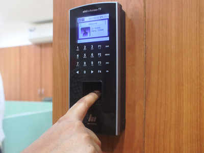 Biometric attendance system for all state civil services exams
