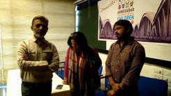 Ahmedabad Children Film Festival team is all excited