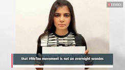 #MeToo: Chinmayi Sripada calls for a support group for victims