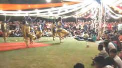 An eventful cultural fest organised at PDPU