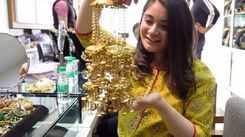 We went to Karol Bagh to shop Deepika Padukone's wedding kaleeras