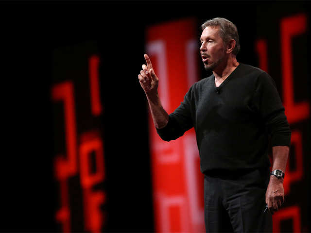 Larry Ellison bought 3 million shares of Tesla earlier this year.