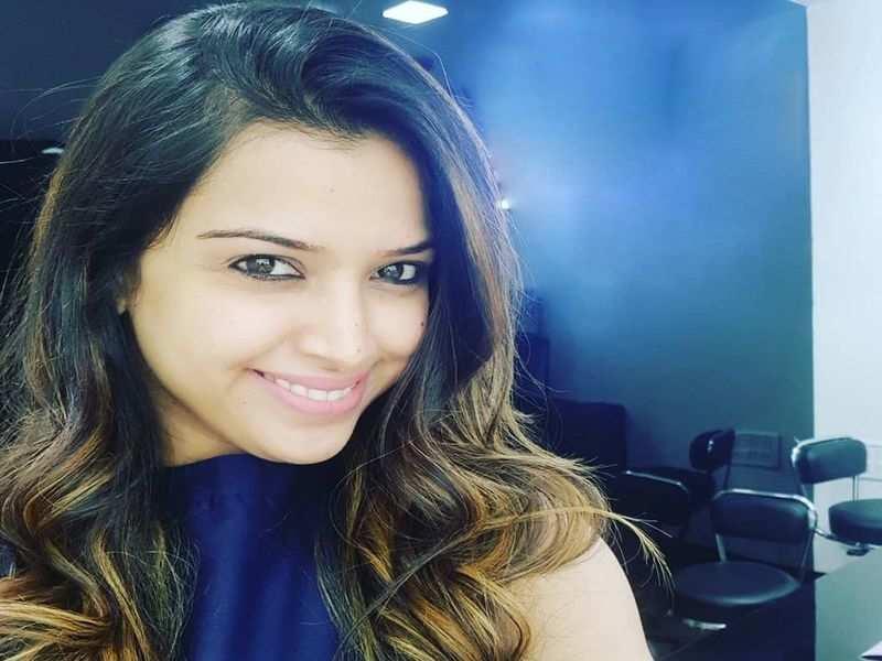 Swetha Changappa is feeling positive