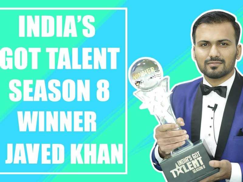 India's Got Talent 8 winner: Magician Javed Khan bags the trophy