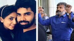 Rajamouli's son Karthikeya is getting married to his 'bangaram' Pooja