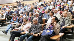IIT-GN recently co-hosted the 84th Anniversary General Meeting of the Indian National Science Academy