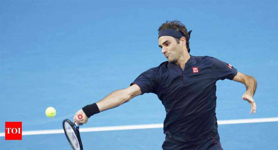 Roger Federer Has Impressive Start To New Tennis Season Tennis