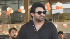 'Baahubali' fame actor Prabhas in Jaipur