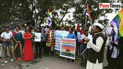 Pimpri-Chinchwad's first gay pride march