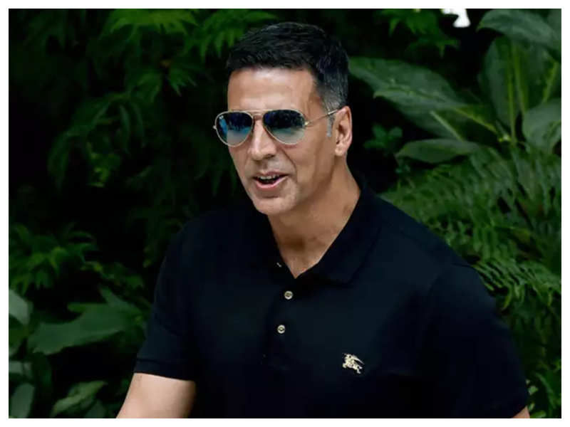 Watch: Akshay Kumar's 'healthy' New Year wish will surely motivate you |  Hindi Movie News - Times of India