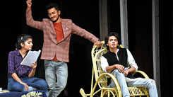 Atal Bihari Vajpayee's life comes alive on stage at BNA
