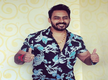 Actor Jayaram Karthik looks a charmer in this throwback picture