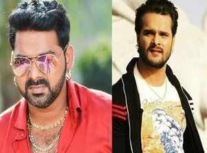 Pawan Singh and Khesari Lal Yadav unveil their happy New Year song for 2019