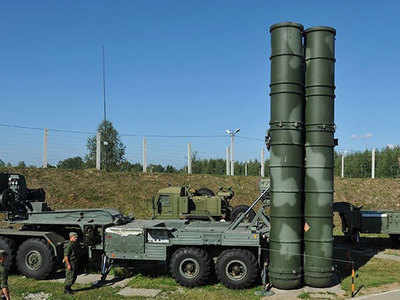 S400 missile: India to get S-400 missile systems from Russia between