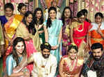 Inside pictures from Baahubali director SS Rajamouli's son Karthikeya's grand wedding