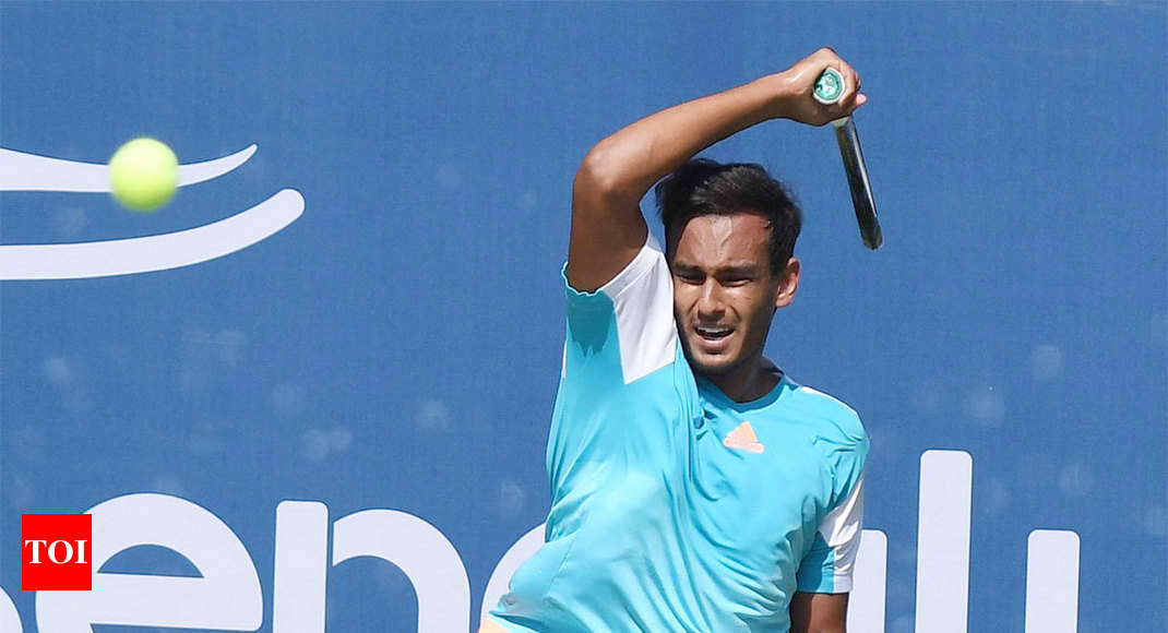 For Davis Cup Team Member Sasi Mukund Happiness Does Not Depend On