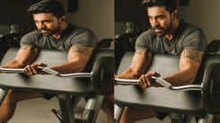 If you wondered how Ram Charan managed to get such a fit bod for 'Vinaya Vidheya Rama'