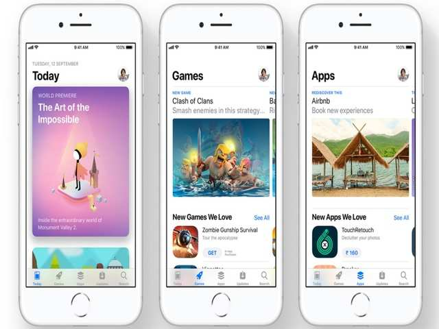 Apple App Store sets new records with blockbuster holiday week