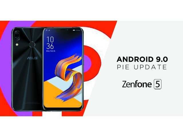 Android 9 Pie update started rolling out to Asus Zenfone 5 via OTA