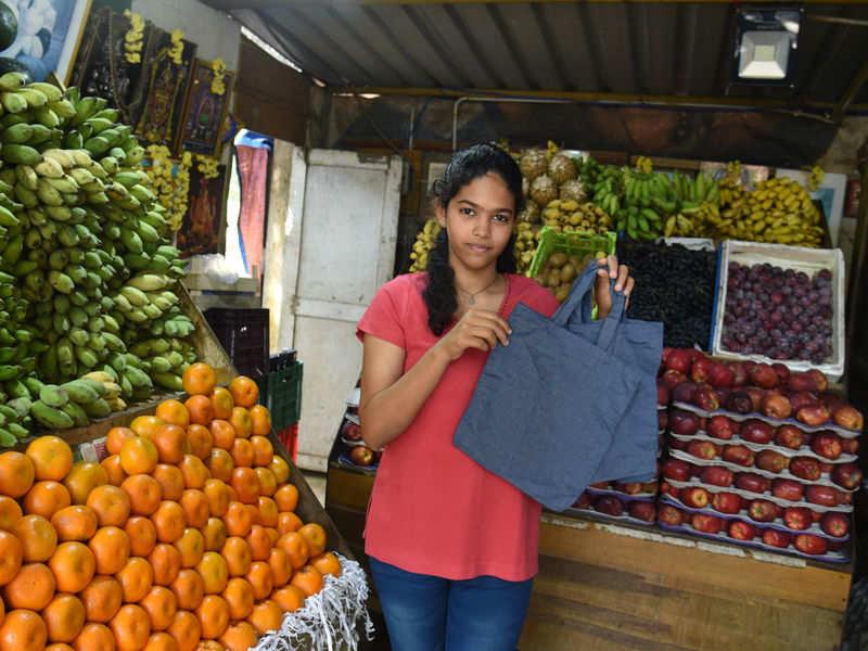 17-year-old girl helps Adyar, RA Puram go plastic-free