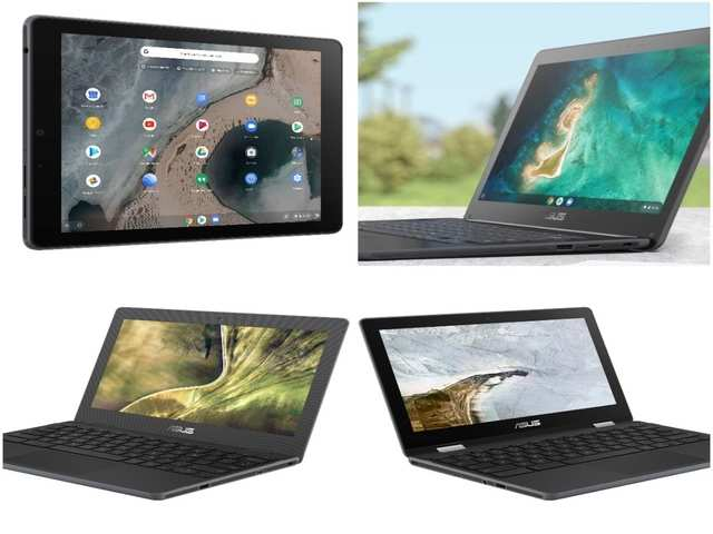 Asus' new Chrome OS-powered tablets are aimed at students
