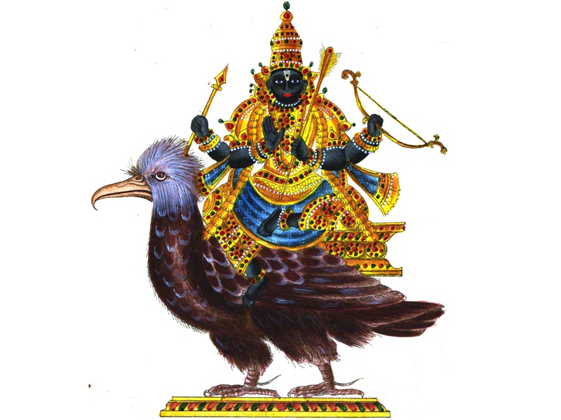 Shani Graha (Photo: Wikipedia)