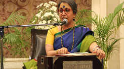A delightful session on Radha and her epic love story for Jaipur audience