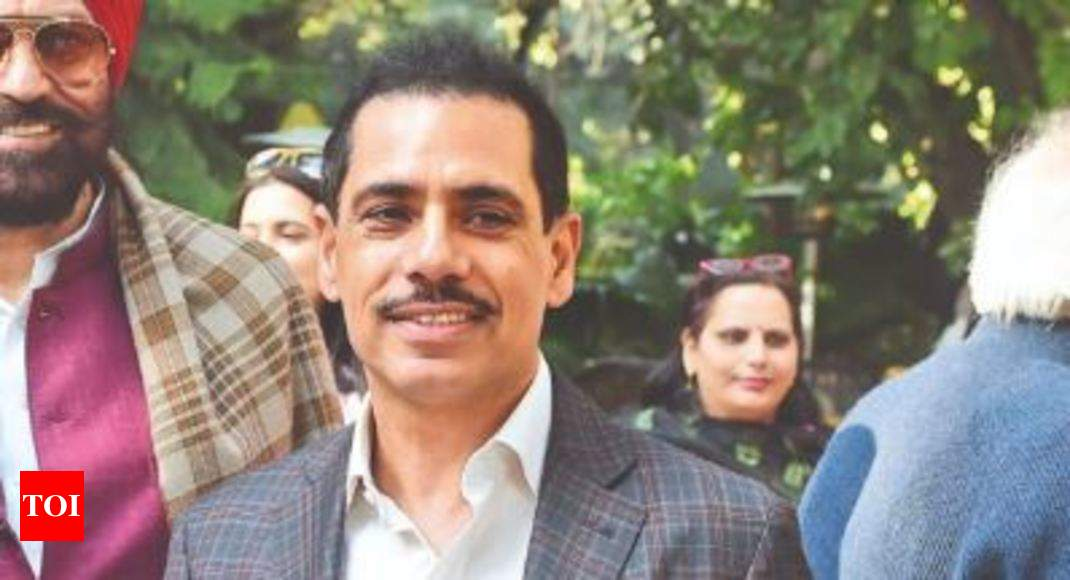 Ed Seeks Open-ended Nbw Against Close Aide Of Robert Vadra In Money Laundering Case | India News