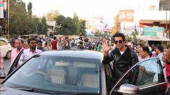 Sonu Sood  comes to Nagpur