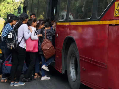 In Najafgarh, expect a bus every 5 mins in 500 metres