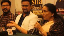Asha Bhosle shares a little secret!