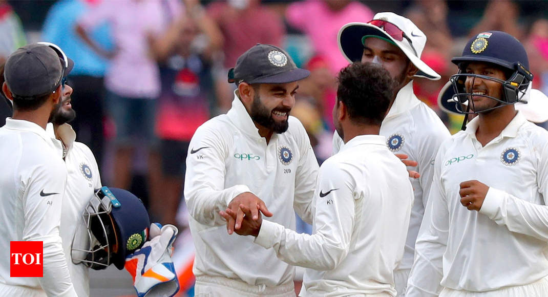 India Vs Australia India On Course For Historic Series Win