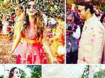 Isha Ambani's wedding pictures
