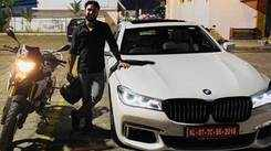 Tovino Thomas rings in New Year with two swanky rides