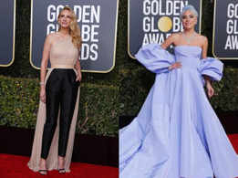 Golden Globes 2019: Who wore what