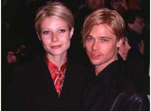 Gwyneth Paltrow reveals why Brad Pitt looks similar to his exes