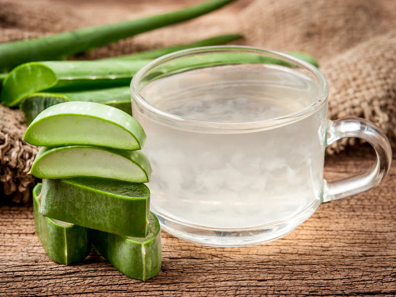 How to lose weight with aloe vera juice?