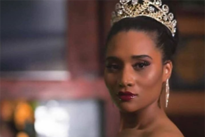 Beauty queen faces criticism for being black