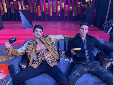 This is how you can replicate Koffee with Karan interiors