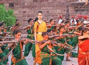 'Vijayi Bhava' from 'Manikarnika: The Queen of Jhansi': The patriotic anthem to be launched today
