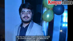 Kanpurites welcomed New Year on a musical note